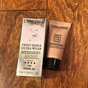 Lancôme Teint Idole Ultra Wear 140 Ivoire New